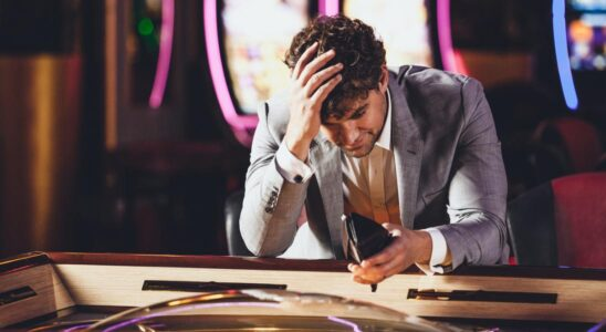 problems after winning in a casino
